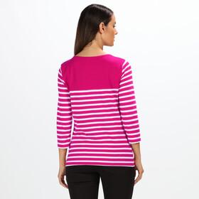 Regatta Pandara LS T-Shirt Damen dark cerise
